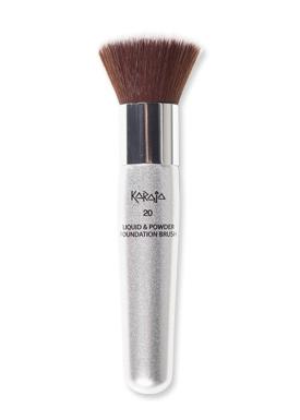 Karaja novità Moonlight Collection Liquid & Powder Foundation Brush
