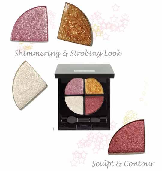 Contour & Strobe Lip Palette